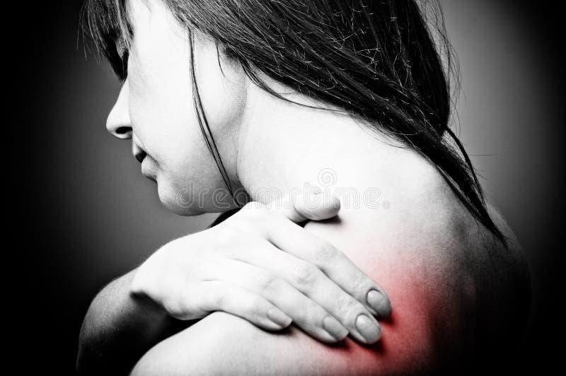 Rückseitige Schmerz stockbilder