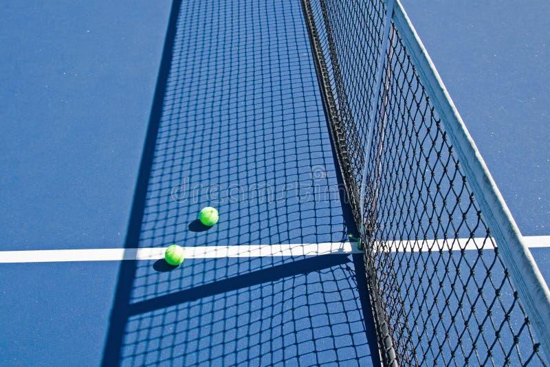 Rücksortierung-Tennis-Klumpen stockbilder