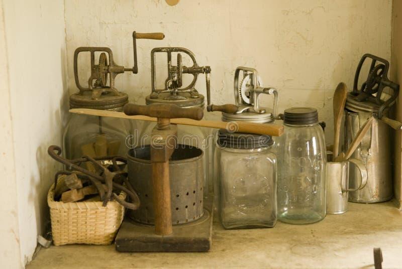 Rüttler-Küche lizenzfreie stockfotos