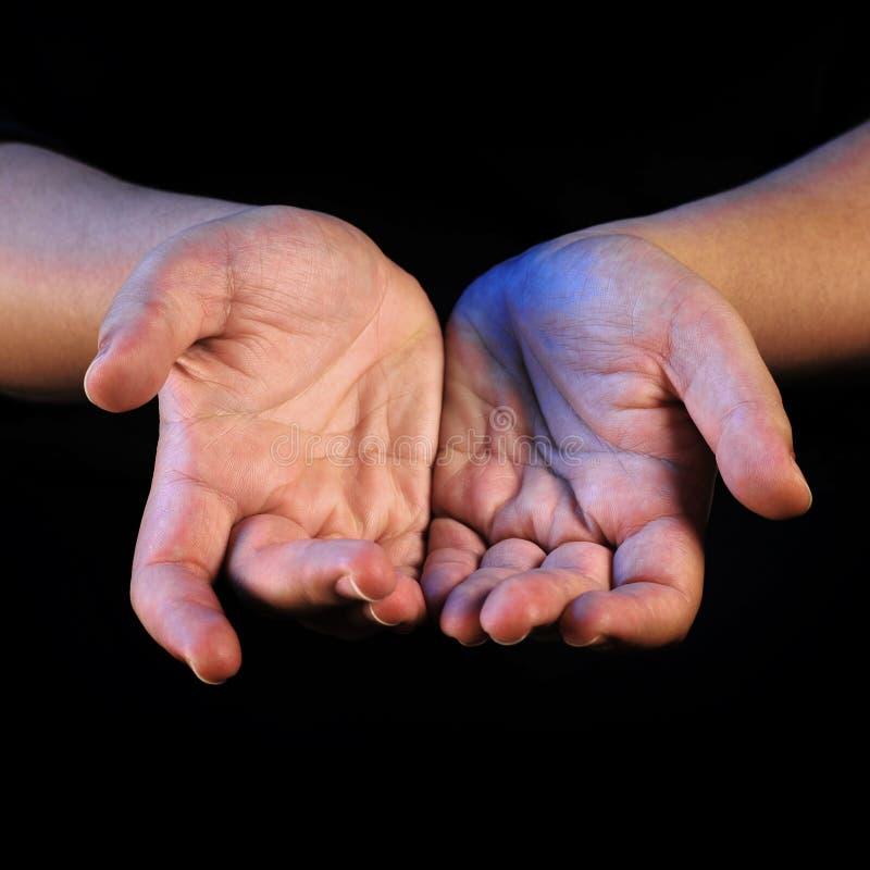Ręce Bezpłatne Zdjęcie Stock