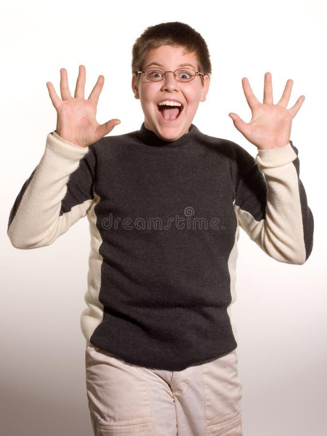 ręce chłopca zdjęcia royalty free