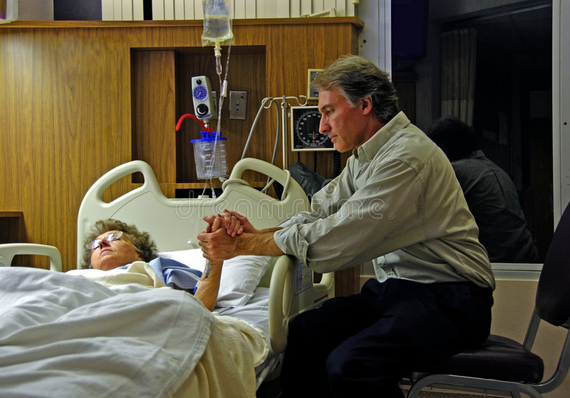ręce nie szpitalne obraz royalty free