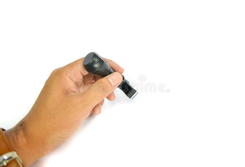 ręce pieczątka zdjęcia stock