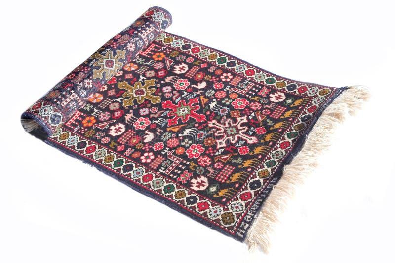 ręcznie dywan zdjęcia royalty free