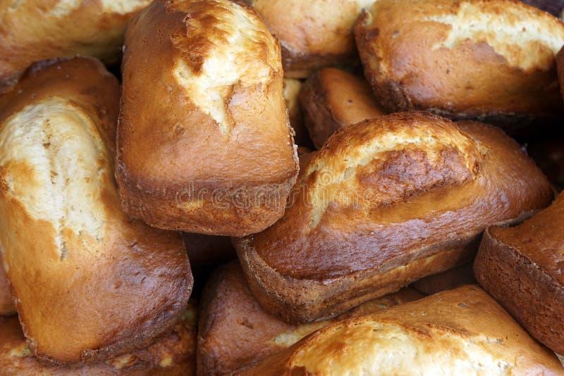 Ręcznie robiony cukierki pudełka chleb fotografia stock