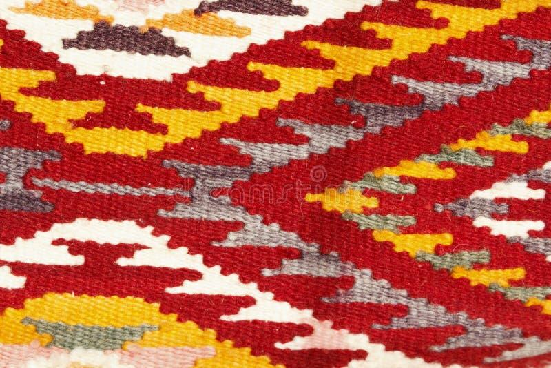 Ręcznie robiony dywanik zdjęcie stock