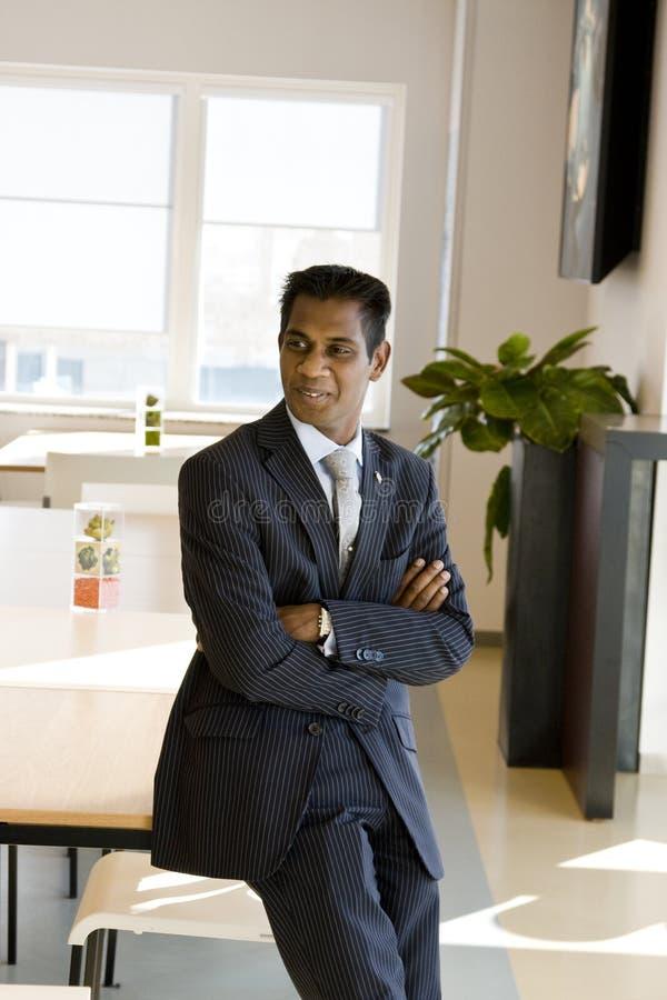 ręk biznes składający indyjski mężczyzna fotografia royalty free
