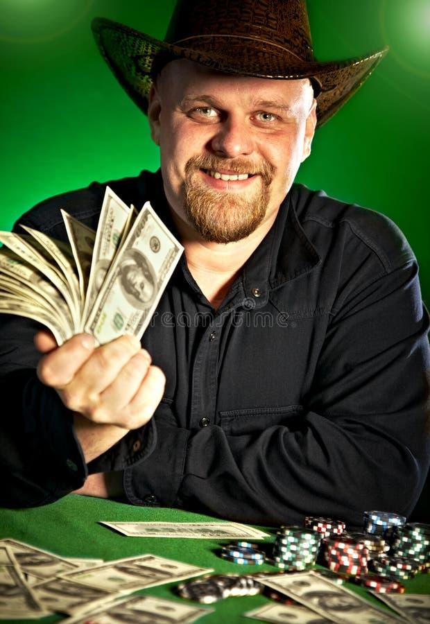 ręk mężczyzna pieniądze obraz stock