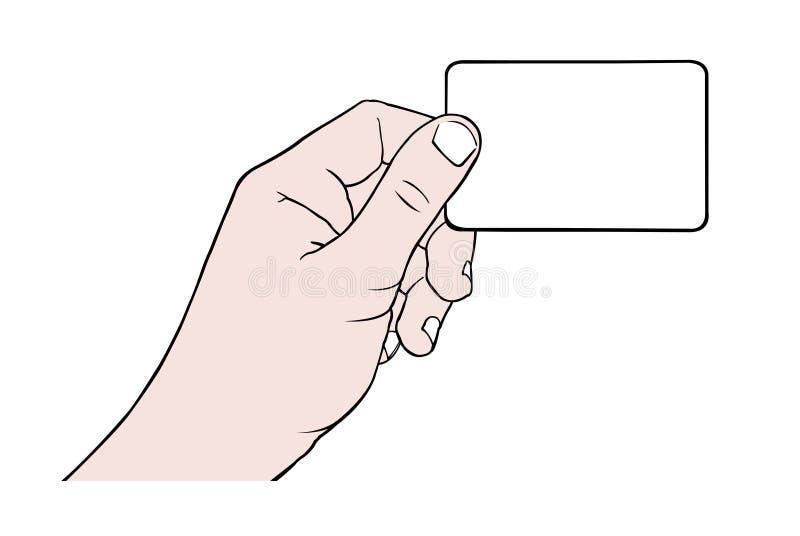 ręka royalty ilustracja