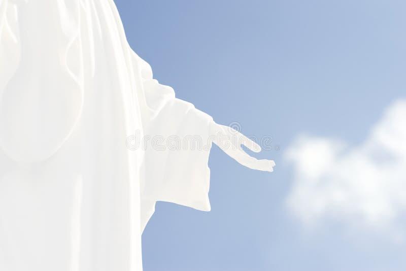 ręka boga zdjęcia stock