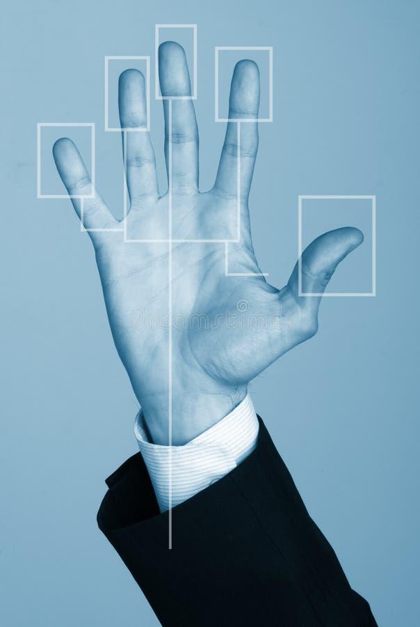 ręka człowieka na biznes zdjęcia royalty free