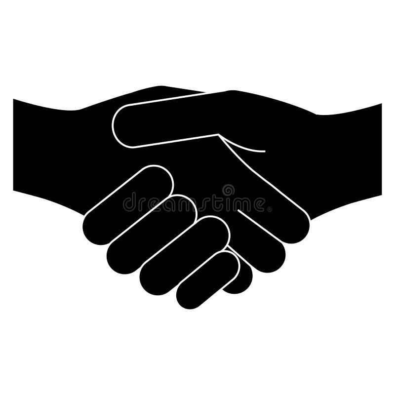 Ręka gesta ikony wizerunek ilustracji