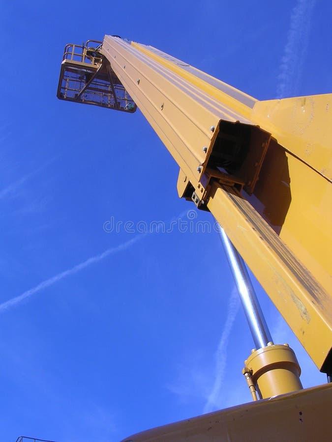 ręka hydrauliczna zdjęcia stock