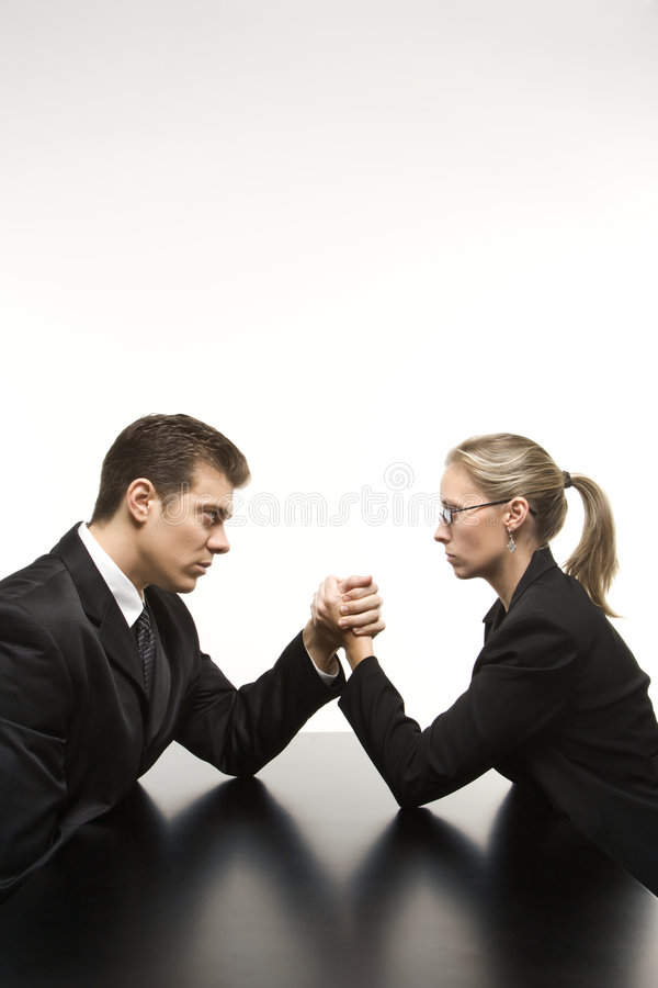 ręka mężczyzny kobiety zapasy fotografia stock