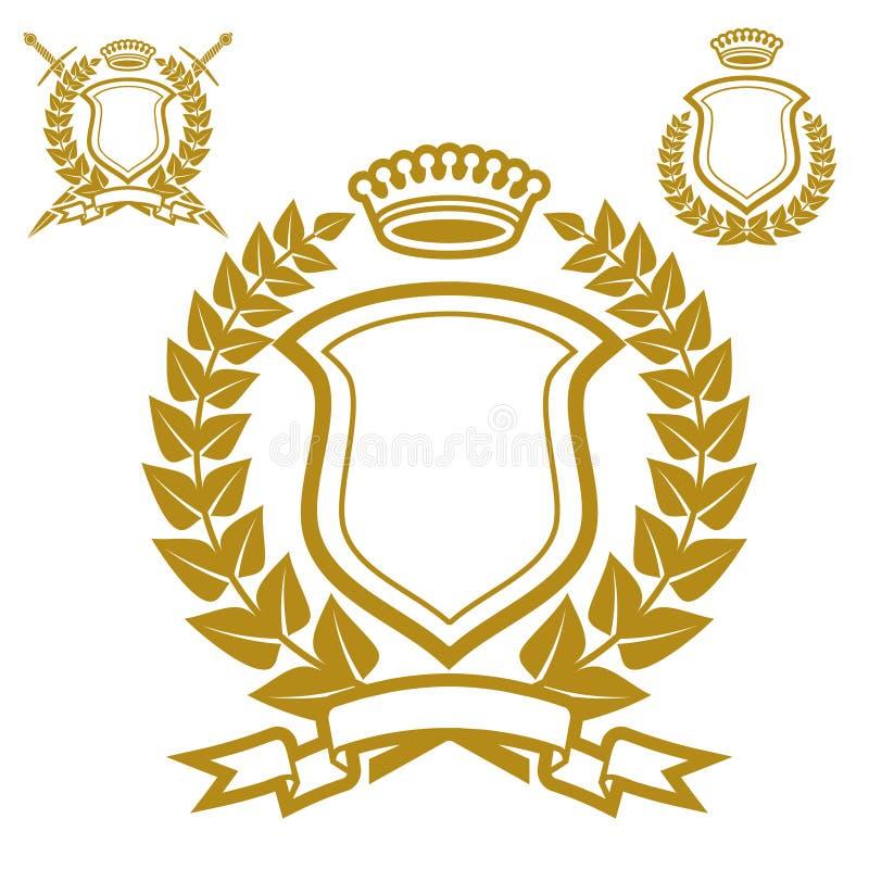ręka płaszcz royalty ilustracja