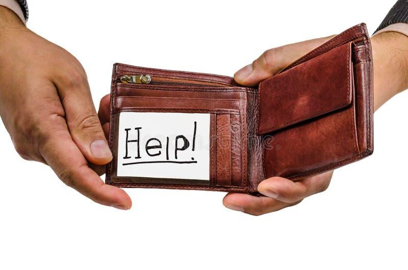 Ręka, portfel, biznes, skóra, pieniądze, nadgarstek, zakup, kryzys, sprzedaż, wekslowy tempo, finanse obrazy stock