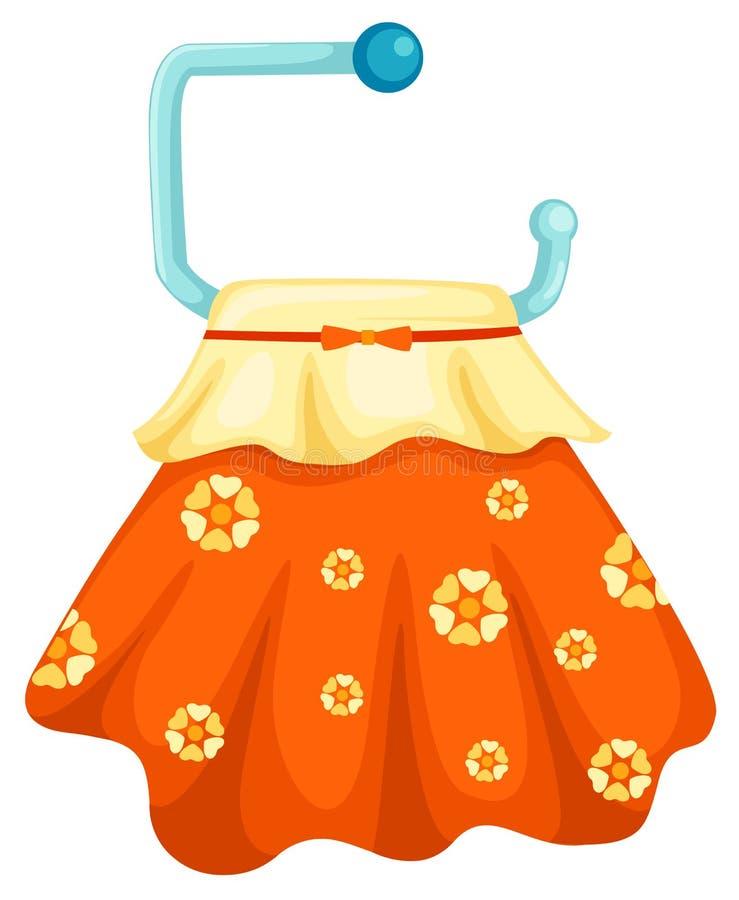 ręka ręcznik royalty ilustracja