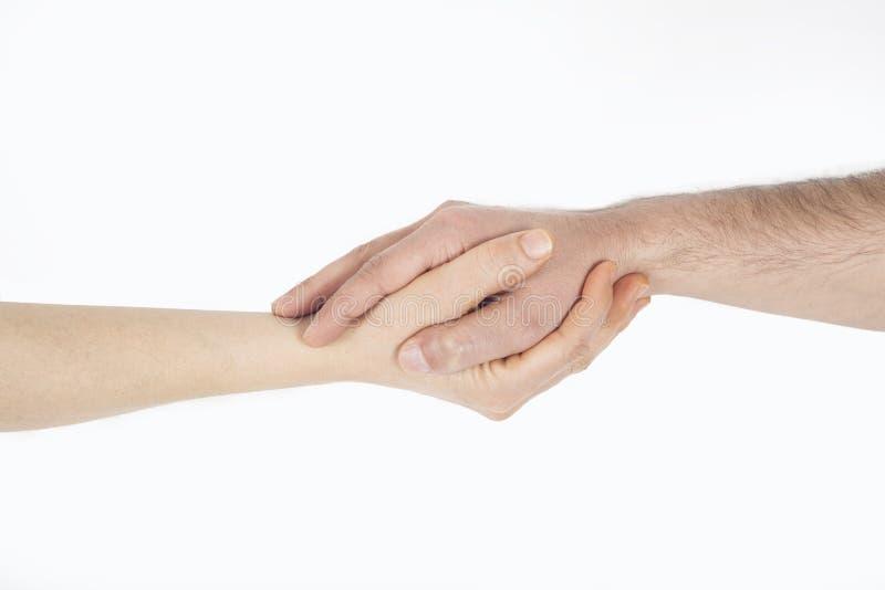 Download Ręka ręką obraz stock. Obraz złożonej z przyjaciele, kobieta - 28967125