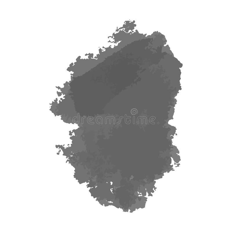 Ręka rysujący malujący porysowany ilustracja szablon grunge sztandarów tła muśnięcia abstrakcjonistyczna tekstura dla promoci Iso ilustracji