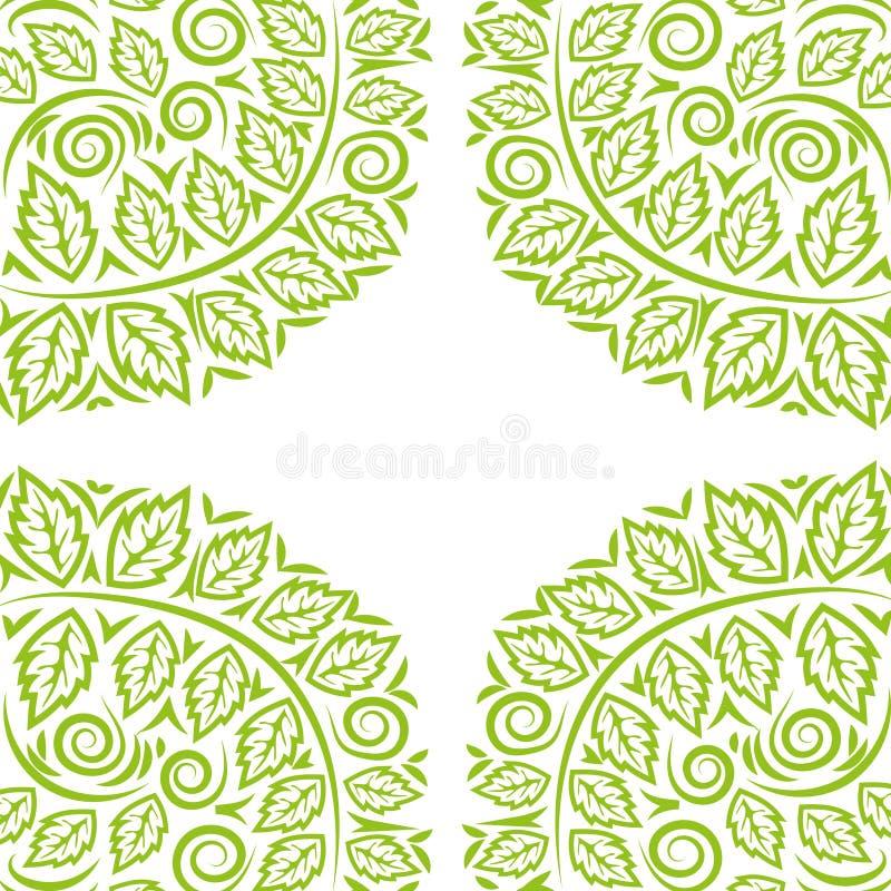 Download Ręka Rysujący Tło Z Zieleń Zawijasem I Liśćmi Wektory Projektują Eco Grupującego Ilustracyjnego Warstew Wektor Ilustracja Wektor - Ilustracja złożonej z wiosna, ogród: 65226164