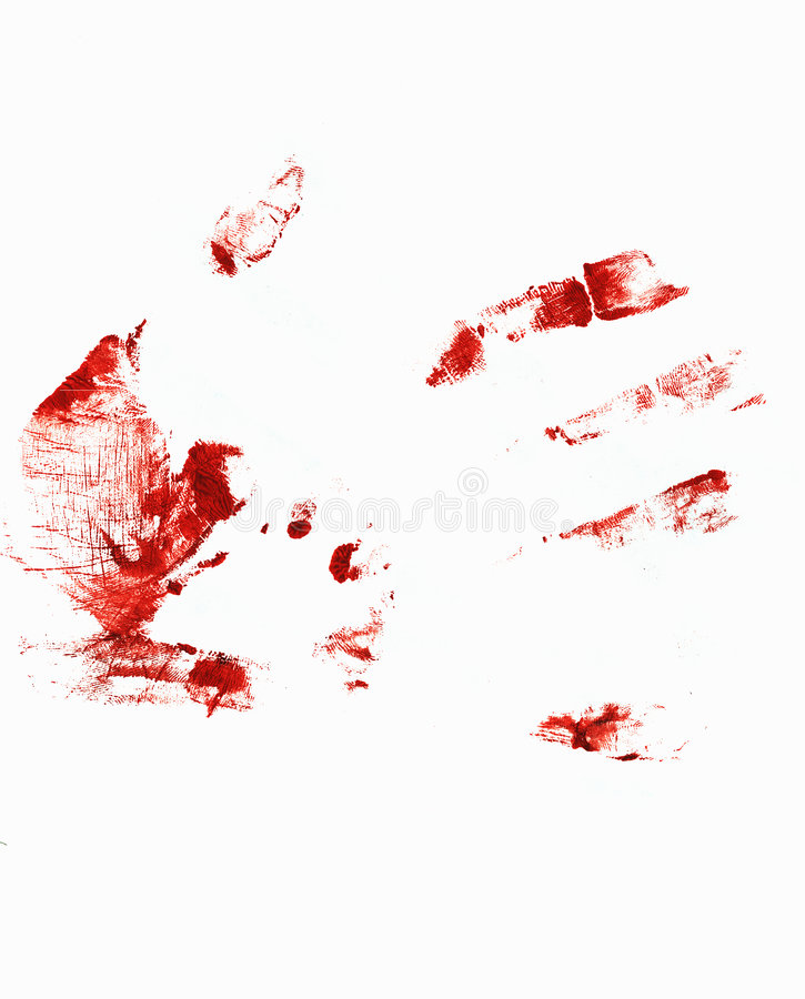 ręka terror zdjęcia stock