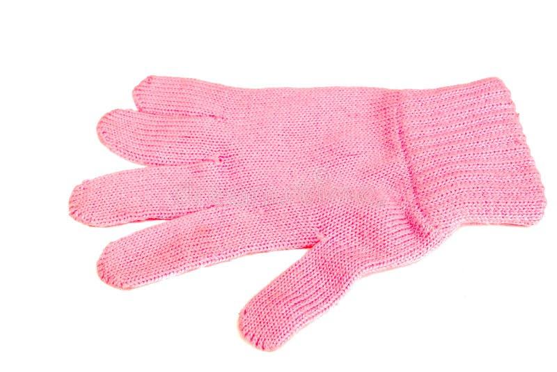 rękawiczek menchie fotografia royalty free