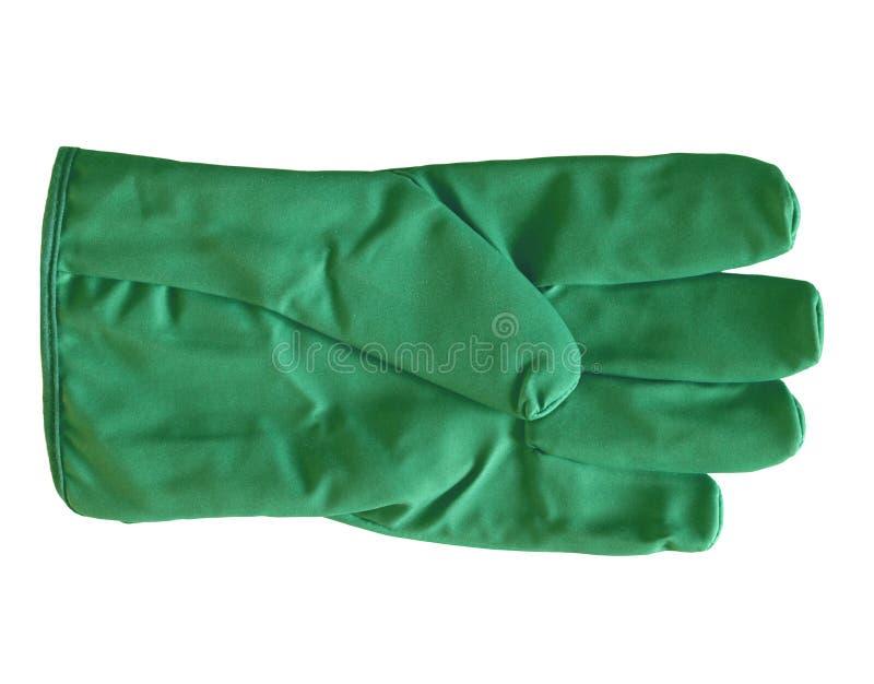 rękawiczka fotografia stock