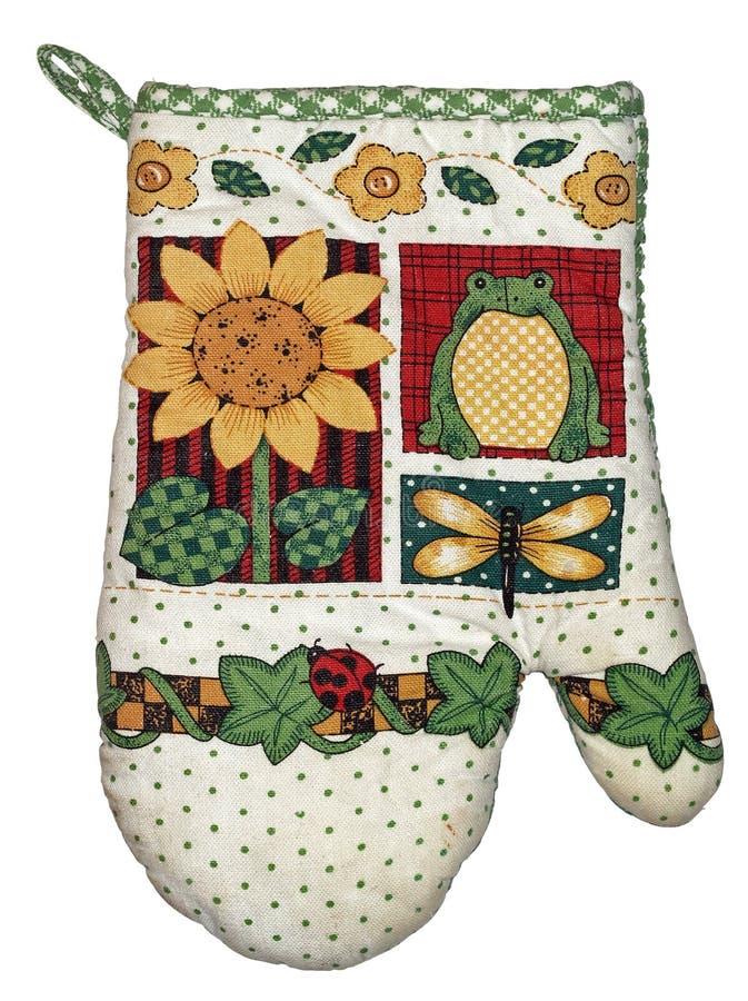 rękawiczka wypiekowa zdjęcia stock
