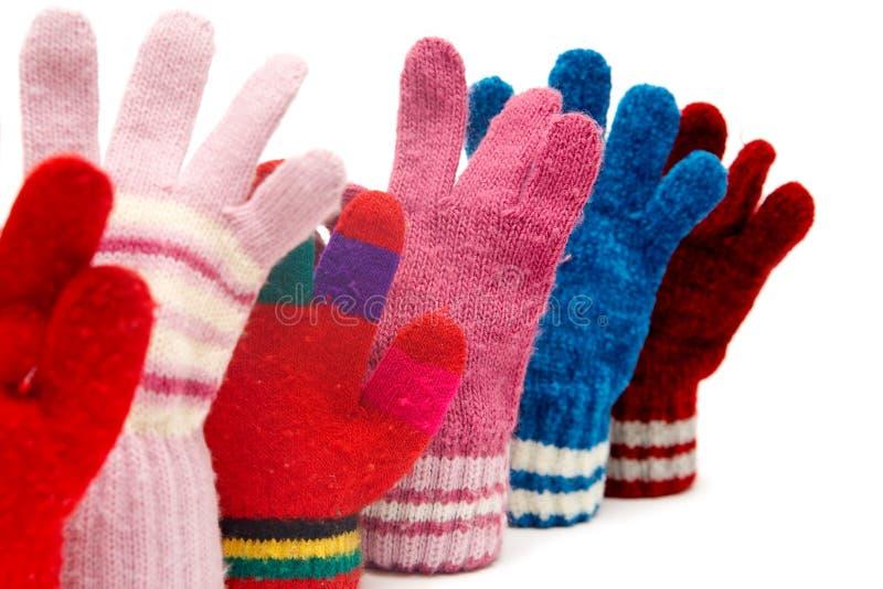 Rękawiczki obraz stock