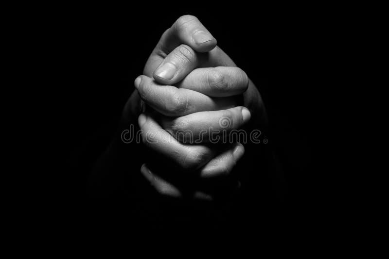 Ręki w mudra zdjęcie stock