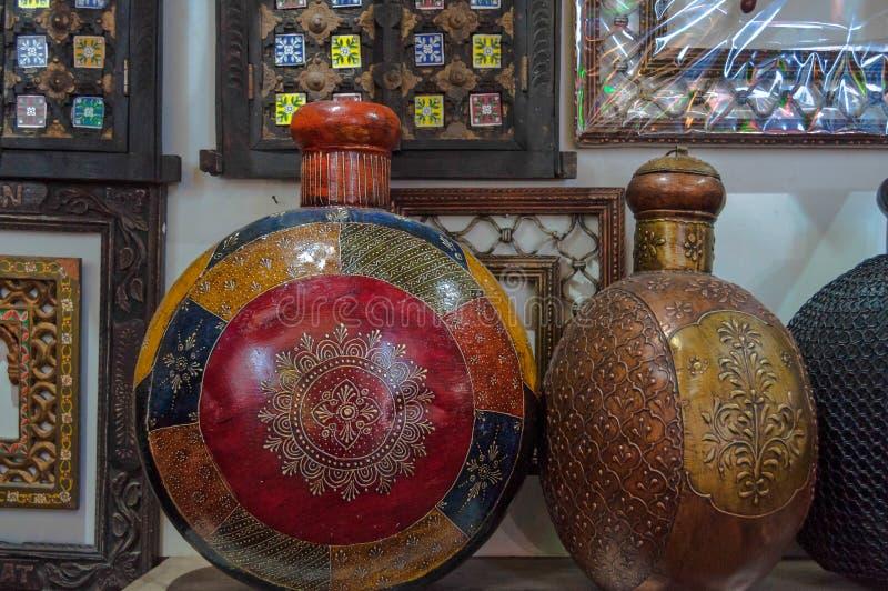 Rękodzieła Oman fotografia stock