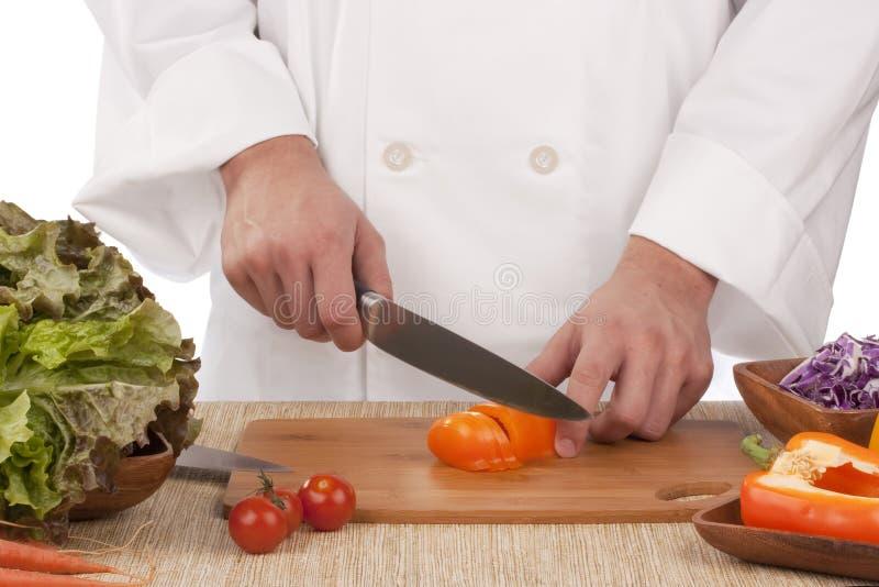 rżnięci warzywa obrazy stock