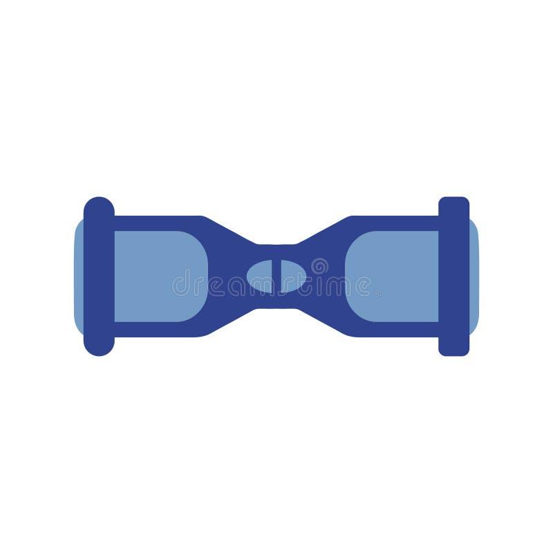 r Επίπεδο εικονίδιο giroboard απεικόνιση αποθεμάτων