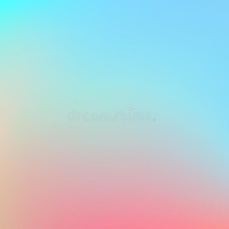 r Ζωηρόχρωμο ομαλό υπόβαθρο εμβλημάτων Η κρητιδογραφία χρωματίζει την απεικόνιση μίγματος r ελεύθερη απεικόνιση δικαιώματος