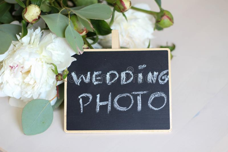 r Κείμενο προτύπων καλλιγραφίας γαμήλιων φωτογραφιών για την έννοια απεικόνισης σχεδίου σας Χειρόγραφες λέξεις τίτλου εγγραφής επ στοκ εικόνα