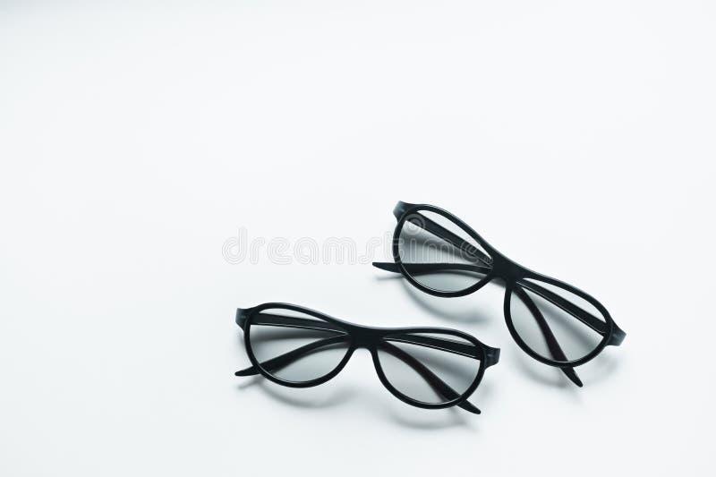 r r Μαύρα γυαλιά στοκ εικόνες