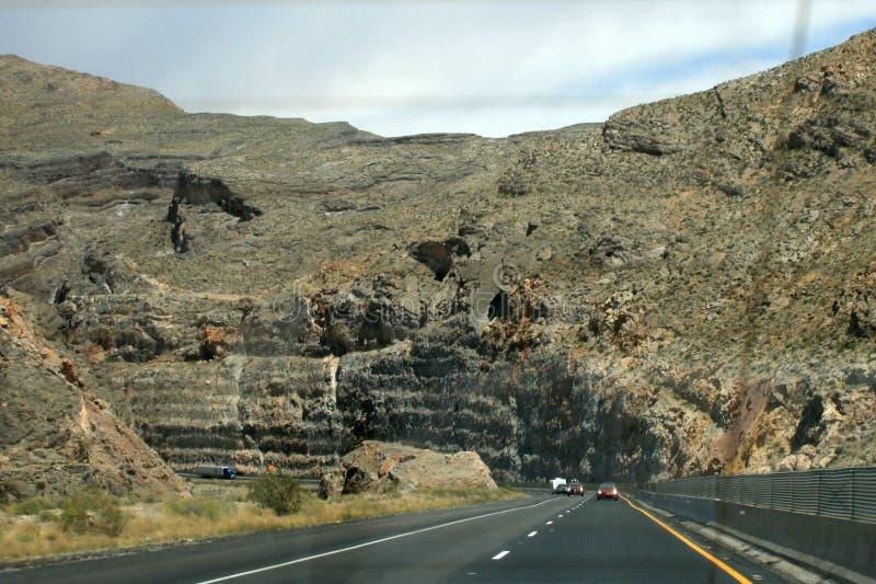 r Серые горы Невада стоковое фото