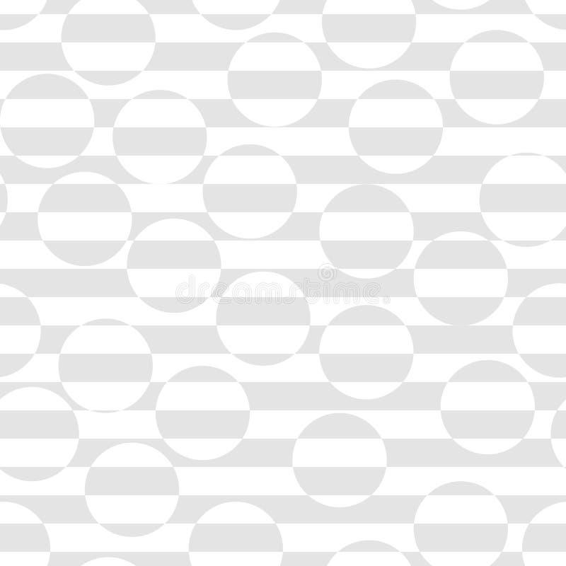 r Тонкие белое и светлый - серая оптически текстура искусства иллюстрация штока