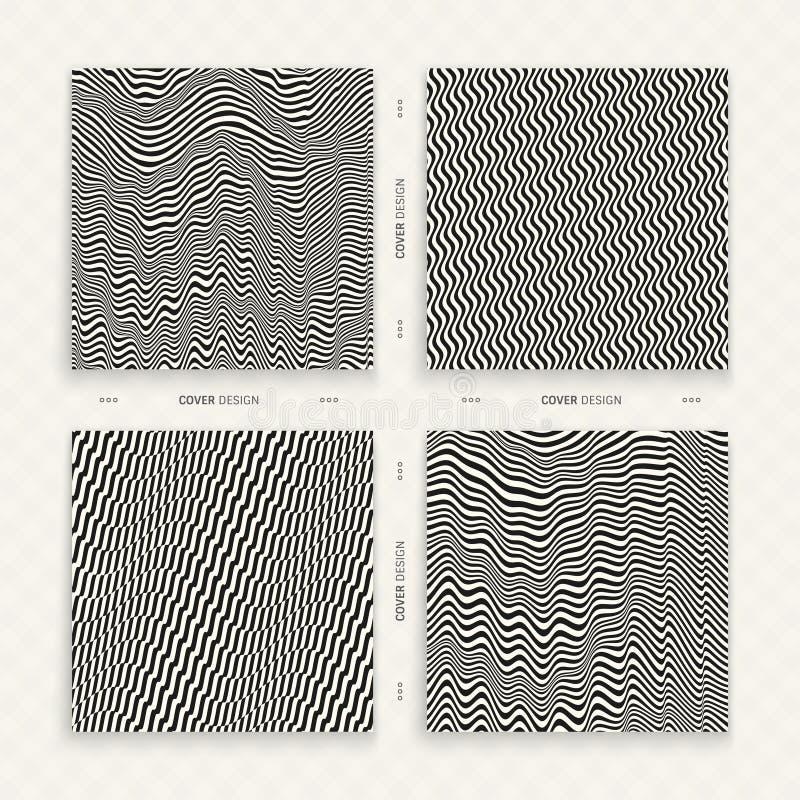 r Черно-белый дизайн E r r иллюстрация штока