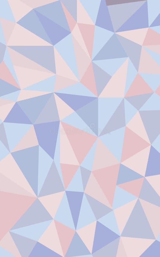 r этнический орнамент Абстрактная предпосылка - красочные линии r иллюстрация вектора