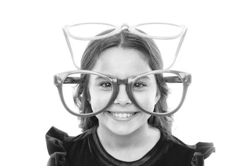 r r 党玻璃的女孩 小女孩招呼的夏天 童年和 库存图片