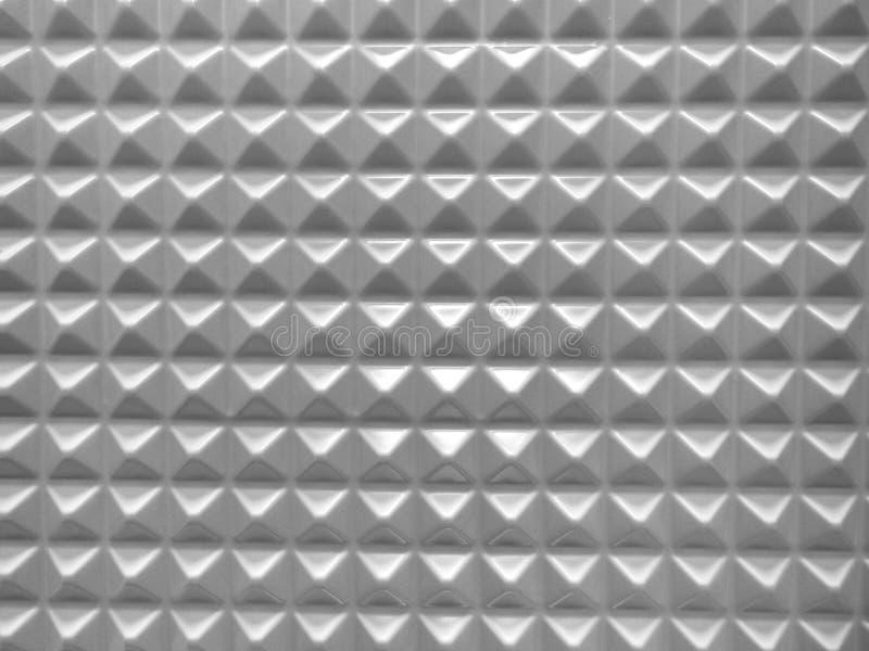 r 表面上的小菱形形状 向量例证