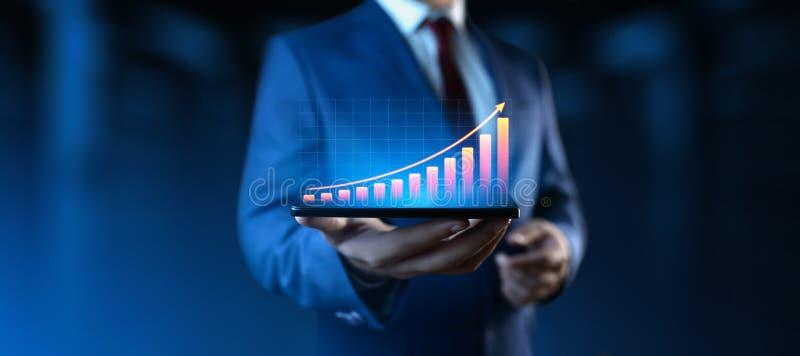 r E Έννοια τεχνολογίας επιχειρησιακού Διαδικτύου επένδυσης Forex στοκ εικόνες