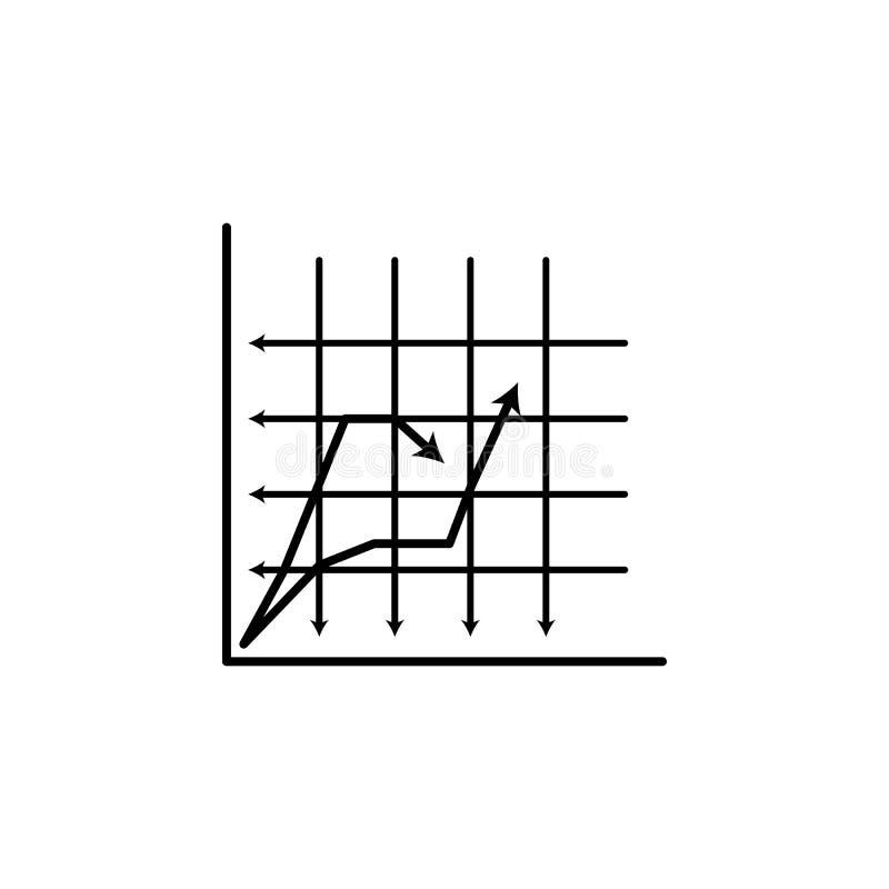 r Elemento do ícone popular da finança Projeto gráfico da qualidade superior Sinais, ícone para Web site, Web de da coleção dos s fotografia de stock