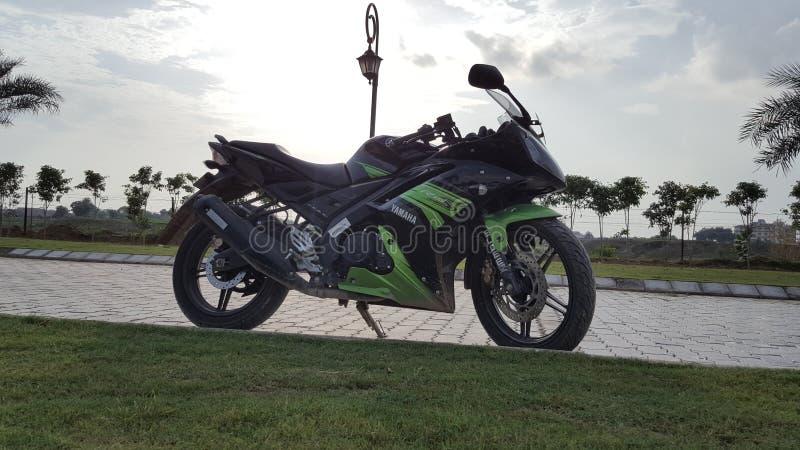 R15 fiets royalty-vrije stock fotografie