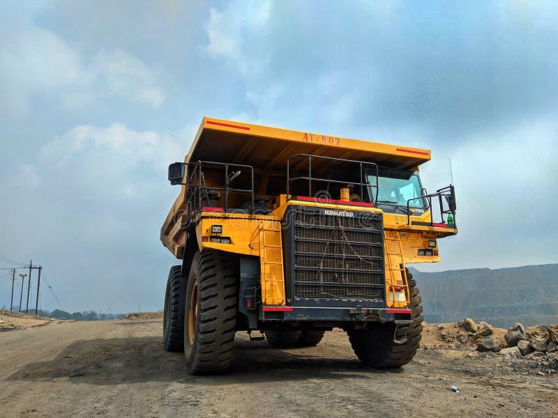 R?gion de mines de charbon photo libre de droits