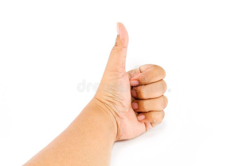 Download Ręka Dobra zdjęcie stock. Obraz złożonej z wygrana, pojęcie - 28970822