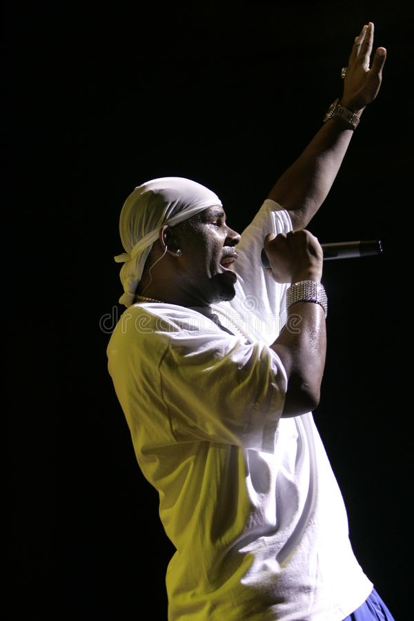 R  Kelly Performs In Concert Editorial Photo - Image of kelly