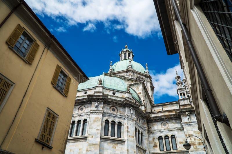 R?misch-katholische Kathedrale lizenzfreie stockfotos