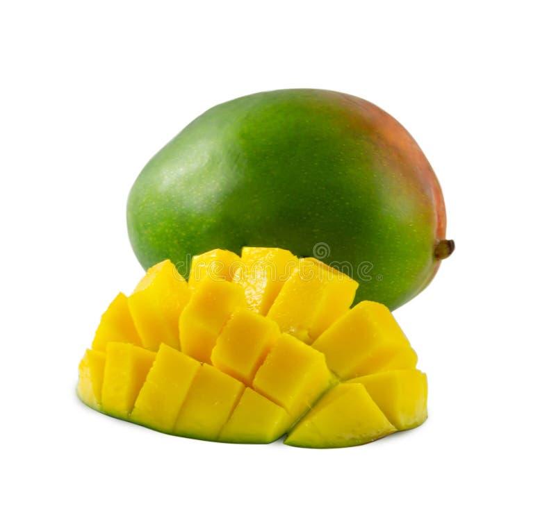 R?ni?ty mango odizolowywaj?cy na bia?ym tle obrazy royalty free